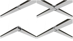 1FT/1.5FT/2FT/3FT/4FT/5FT Bluetooth Dimmable LED Linear Strip Light with Dlc pictures & photos