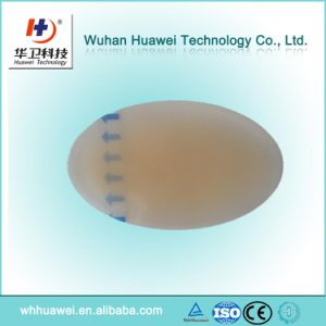 Advanced Sterile Surgical Disposable Waterproof Medical Hydrocolloid Dressing for Wound Care pictures & photos