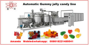 Kh-150 Ce Approved Gummy Bear Candy Machine pictures & photos