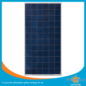 Polycrystalline Solar Panel Module for Power System with Ce/TUV Certicicate pictures & photos
