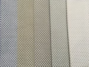 Thick Plain Woven Sofa Fabric/100%Polyester Sofa Fabric pictures & photos