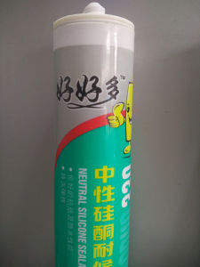 300ml Neutral Adhesive Sealant for Hard Package pictures & photos