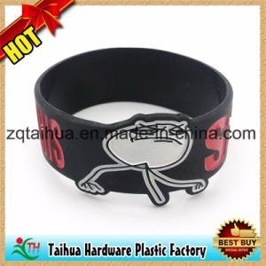 Nice Silicone Wristband for Promotional Gift pictures & photos