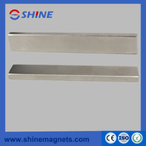 Anti-Corrosion Higher Working Temperature NdFeB Magnet Strips for Linear Motor pictures & photos
