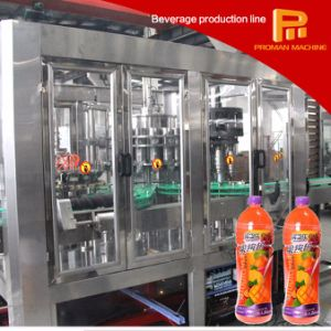 Apple Orange Mango Juice Filling and Capping Machine with High Quality pictures & photos