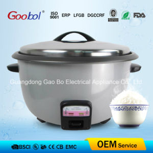 VDE Plug 220-240V Big Rice Cooker GS Ce LFGB RoHS Dgccrf Standard pictures & photos