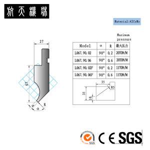 CNC press brake machine tools US 97-90 R0.6 pictures & photos