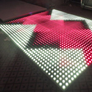 IP65 Wedding Party Interactive LED Dance Floor pictures & photos
