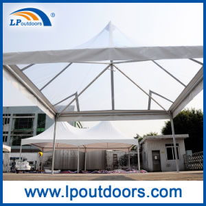 5m Transparent PVC Roof Marqueen Tent Pagoda Tent for Trade Show pictures & photos