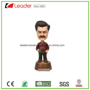 Eco-Friendly Polyresin Customized Bobblehead Figurines for Souvenir and Promotional Gifts pictures & photos
