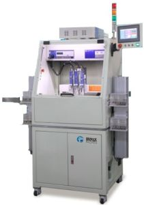 UV Glue and Hot Melt Glue Dispensing Machine for PCB Board pictures & photos
