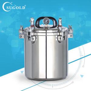 Portable Pressure Steam Sterilizer Electric Heated (YX-18LDJ/YX-24LDJ) pictures & photos