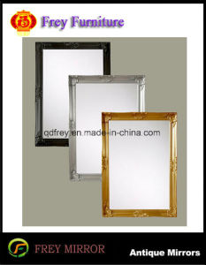 Top Selling Hand Carved Wooden Mirrow Frame for Decoration pictures & photos