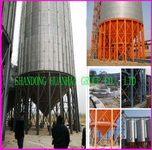1000t 2000t 5000t 10000t Steel Feed Silo pictures & photos