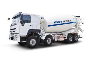 9m3 HOWO Concrete Mixer Truck pictures & photos