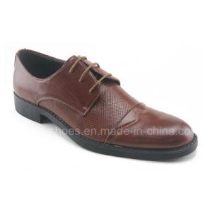 Men′s Dress Shoes / Business Footwear (HDS-S01)