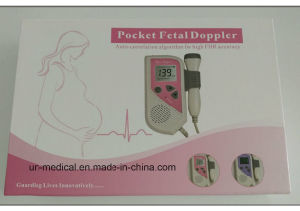 Hot-Handheld Fetal Heart Rate Doppler for Pregnant Women pictures & photos