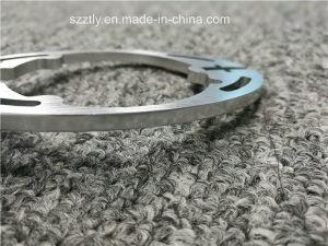 Brushed Anodised Aluminium Machined Extrusion Profile pictures & photos