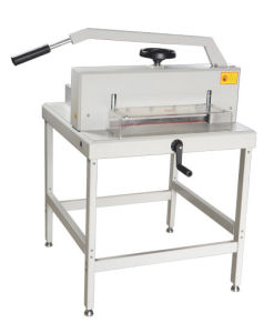 Manual Office Paper Cutter (470mm) pictures & photos