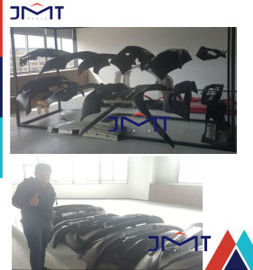 Customized Plastic OEM Injection Car Bumper Mould pictures & photos