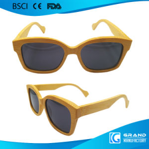 Shade Dropshipping Designers Replica Bamboo Sunglasses pictures & photos