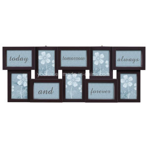 Multi Openning Home Decoration Wall Picture Plastic Photo Frame pictures & photos