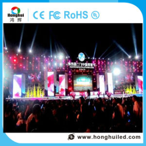 HD P3.91 Rental Indoor LED Video Wall for Adverstising Display pictures & photos