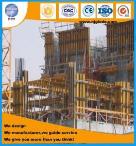High Efficient Construction Climbing Formwork with Design pictures & photos