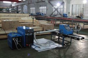 CNC Sheet Metal Cutting Machine CNC Plasma Cutting Machine pictures & photos