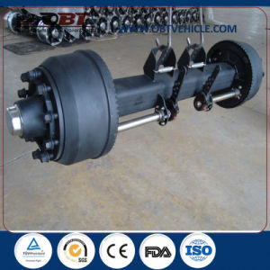 Obt German Type Lift Axle for Trailer Truck pictures & photos