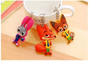 China Made Keychain Custom Metal Keyring pictures & photos