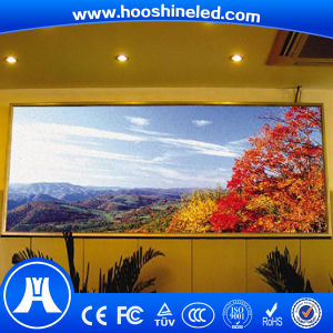 Stable Display Indoor Full Color P3.91 Wireless LED Display pictures & photos