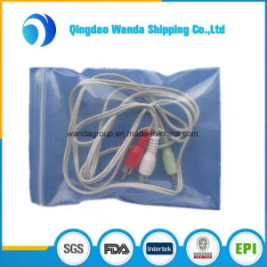Electronic Items Packaging Plastic Printed Zip Lock Bag pictures & photos