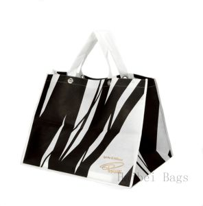 Large Bag with Metal Eyelets and Base (hbnb-572) pictures & photos