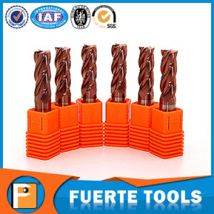 CNC Tungsten Carbide Cutting Tool for Metal Milling pictures & photos