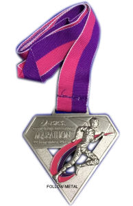 Customized Medal with High Polished pictures & photos
