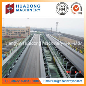 Sealed Rubber Belt Conveyor for Cement pictures & photos