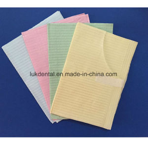 Ce Approved High Quality Dental Bibs (450 X 330 mm) pictures & photos