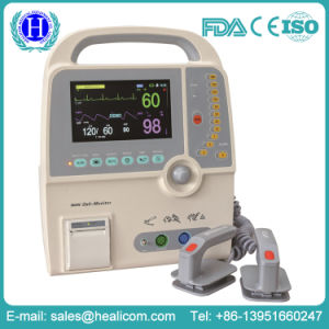 Hot Selling Portable Monophasic Cardiac Defibrillator pictures & photos