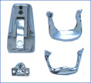 Precision Casting Stainless Steel Construction Decoration Hardware Door Handle Body Part pictures & photos