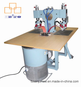 Hydraulic Shoe Upper Vamp Leather Logo Embossing Machine pictures & photos