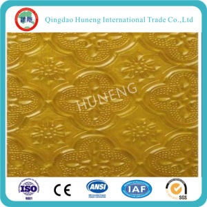 3-8mm Ce ISO Certificate Tinted Pattern Glass for Decoration pictures & photos
