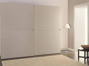 Elegant White Sliding Wardobe Closet pictures & photos