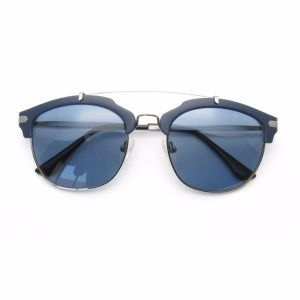 Factory Supply Fashion Custom Metal Logo Sunglasses pictures & photos