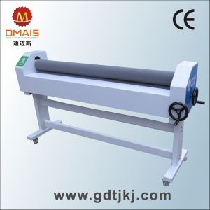 1.6m/63′′ Manual Roll to Roll Laminator for Woodern Material pictures & photos