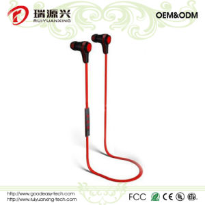 bluetooth earphones with BQB CE FCC RoHS certification pictures & photos