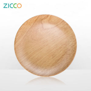 Bowl with Wooden Effction Decal (100% melamine) pictures & photos
