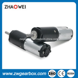 3V High Torque 27rpm Small Planetary Reduction Gearbox pictures & photos