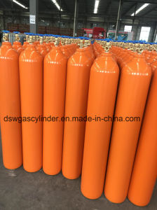DOT-3AA High Pressure Seamless Steel Filling Oxygen Gas Cylinder pictures & photos