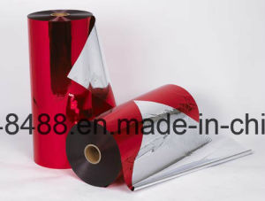 Metalized Twist PVC Film for Candy, Chocolate Packing pictures & photos